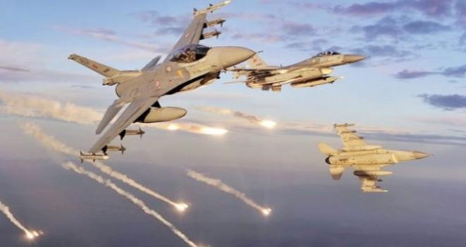 TSK: Irak kuzeyinde 4 PKK'lı terörist etkisiz hale getirildi