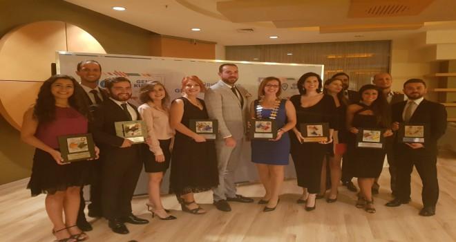 JCI İzmir'e, Bursa'da Ödül Yağmuru
