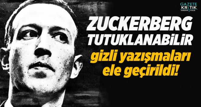 Zuckerberg'in gizli yazışmaları ele geçirildi! Hakkında yakalama kararı çıkabilir