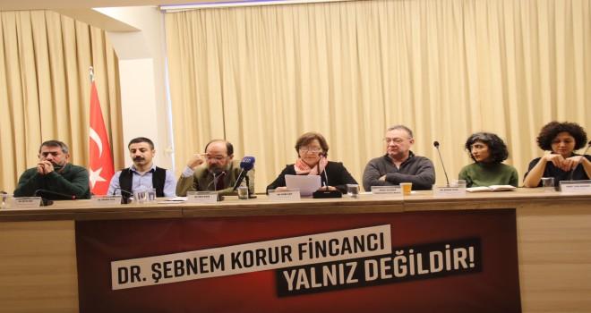 Prof.Dr. ŞEBNEM KORUR FİNCANCI YALNIZ DEĞİLDİR!