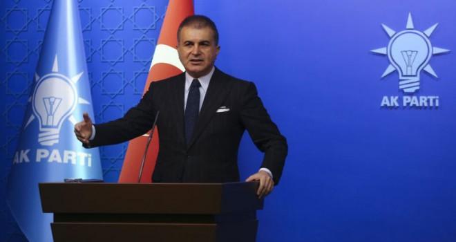 AK Parti Sözcüsü Çelik'ten MYK sonrası açıklama: Kürt kardeşlerimize sahip çıkmada kimse Türkiye'ye ders veremez!