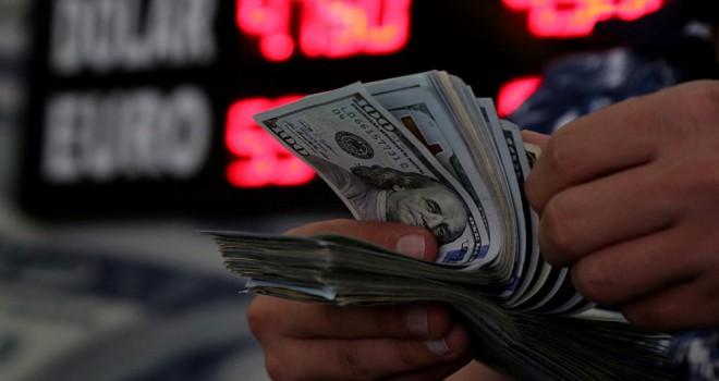 Dolar/TL kurunda yeni rekor: 5,7397