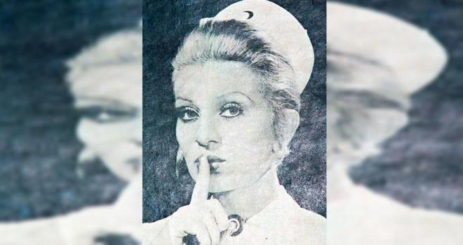 Meşhur 'sus işareti yapan hemşire'nin son hali