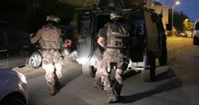 İstanbul'da terör operasyonu: 5 gözaltı