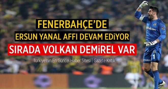 Fenerbahçe'de 'Yanal affı' sürüyor: Sıradaki isim Volkan Demirel