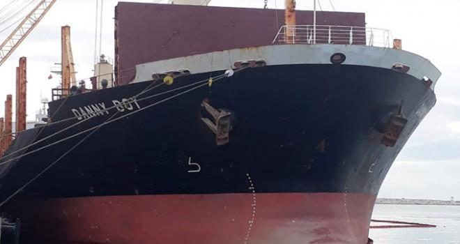 Antalya'da denizi kirleten gemiye 479 bin TL ceza