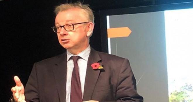 Gove: May en iyi Brexit anlaşmasını elde etmeye çalışıyor