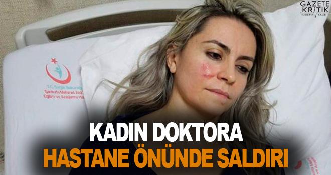 Şanlıurfa'da saldırıya uğrayan kadın doktor yaralandı