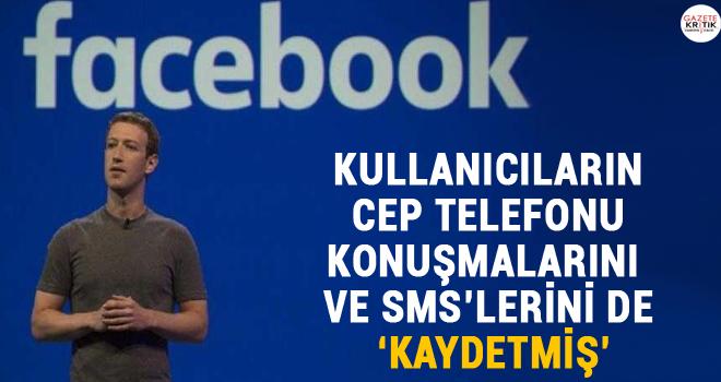 Facebook'a bir suçlama daha!