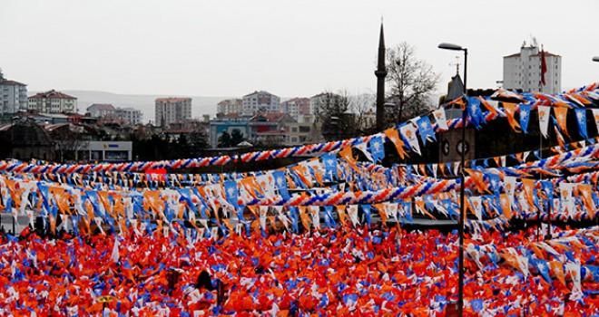 Yerel seçimler öncesi AKP'de Kayseri Büyükşehir Belediye Başkanlığı için 5 istekli