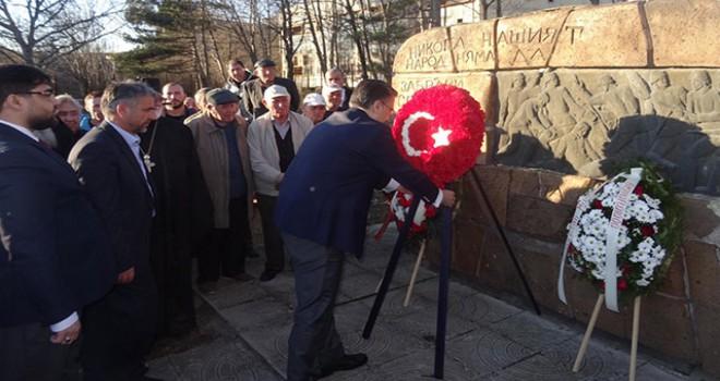 Bulgaristan'da Dobriç Şehitleri anıldı