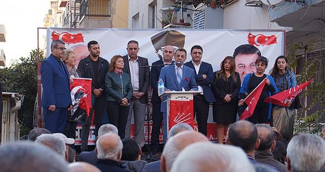 CHP'li Süne: Atatürk'ün çocuklara verdiği önem çocuklarımız için yapacaklarımızın işaretçisidir