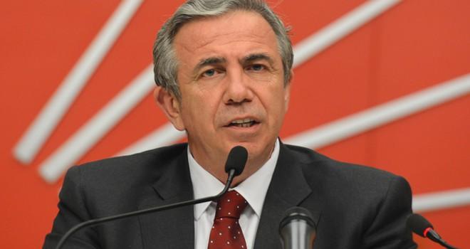 Mansur Yavaş, CHP ve İYİ Parti'nin ortak adayı olmak istiyor