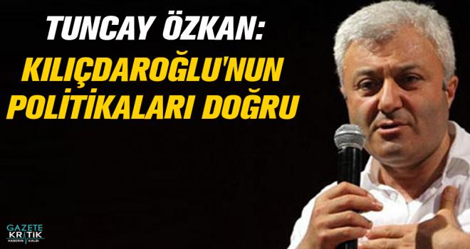 CHP'li Tuncay Özkan'dan bomba imza iddiası... Kılıçdaroğlu'na tam destek