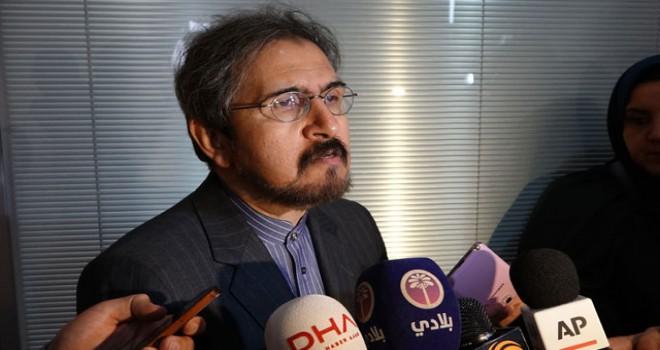 İran'dan ABD'nin füze suçlamasına yanıt