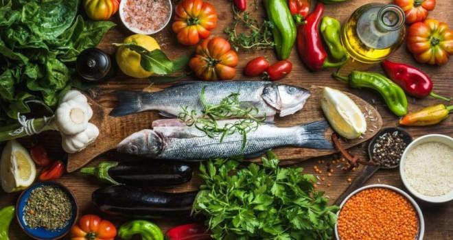 26 bin kadın incelendi: Akdeniz diyeti kalp krizi riskini azaltıyor