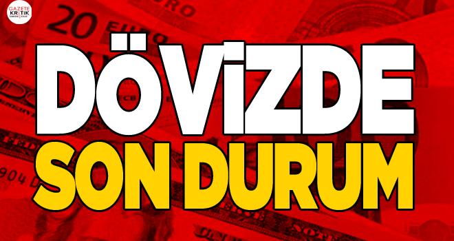 Dolar 5.28, euro 6.03 ve sterlin 6.70 lirada