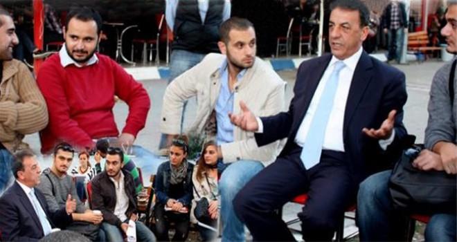 Mehmet Süne : Süne'den üniversite öğrencilerine çağrı
