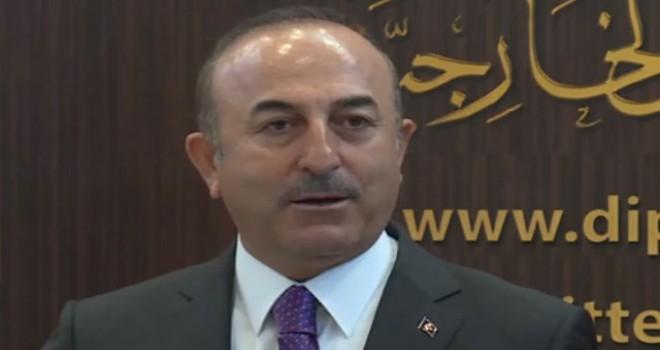 Çavuşoğlu: Netanyahu çok huzursuz çünkü Suriye'yi bölemeyeceğini anladı