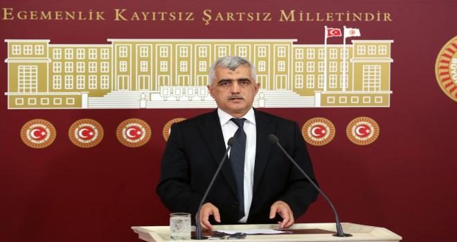 Dr. Gergerlioğlu: Ya Westminster İngiltere Mahkemesine gönderilen belge yok ya da Türkiye'de adil yargılanma yok!