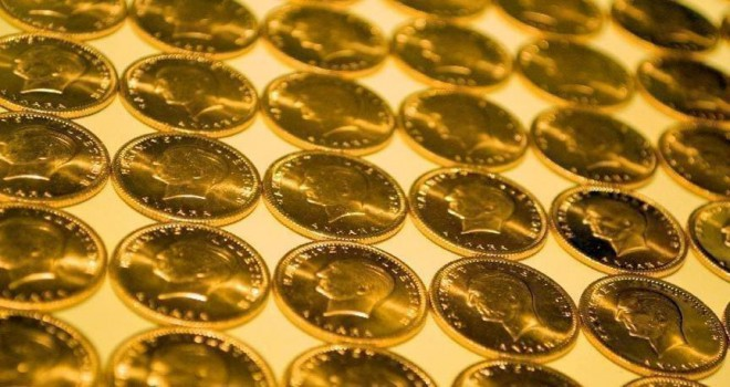 İşte 13 Kasım çeyrek ve gram altın fiyatları…