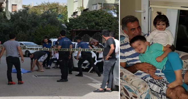 3 gün önce 1 yaşına giren Ahsen, balkondan düşüp öldü