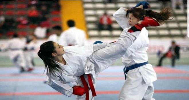 Geleceğin karatecileri Ege Ligi'nden çıkacak