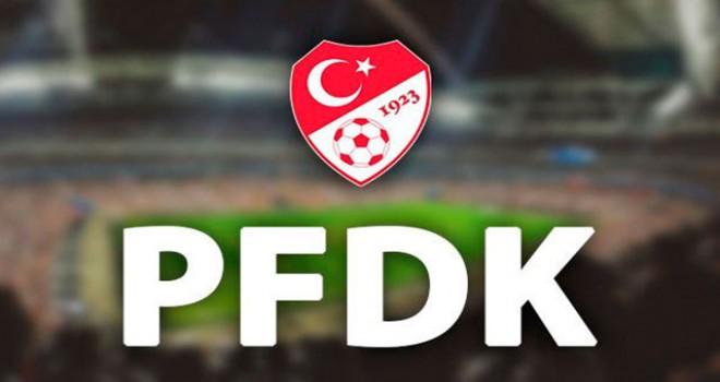 Trabzonspor Başkanı Ağaoğlu PFDK'ya sevk edildi