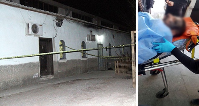 14 yıllık eşini 5 yaşındaki kızının önünde öldüren kocaya müebbet hapis