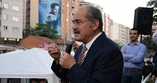 CHP'li Büyükerşen: Partim yeniden aday gösterirse reddedemem