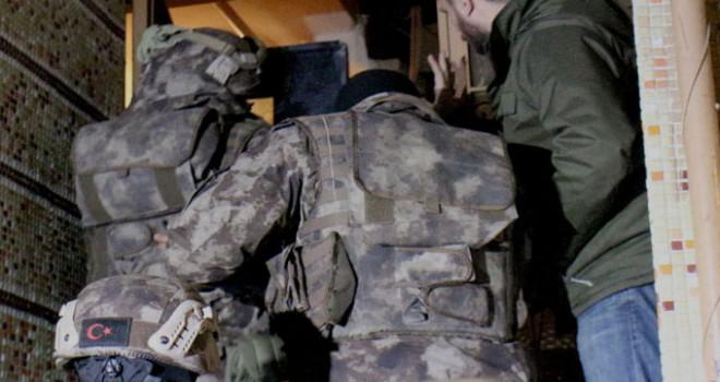 Bursa'da DEAŞ operasyonu: Suriye uyruklu 52 kişi gözaltında