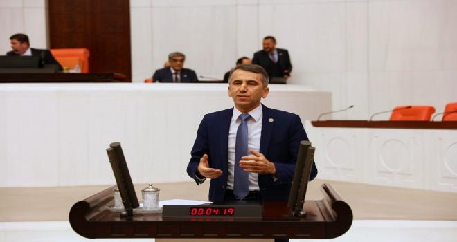 CHP'li Serkan Topal: Ücretli Öğretmenler derhal kadroya alınmalıdır