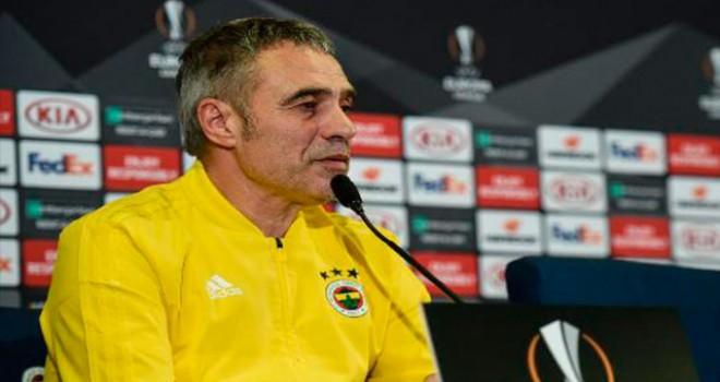 Ersun Yanal: Tüm oyunculardan memnunum