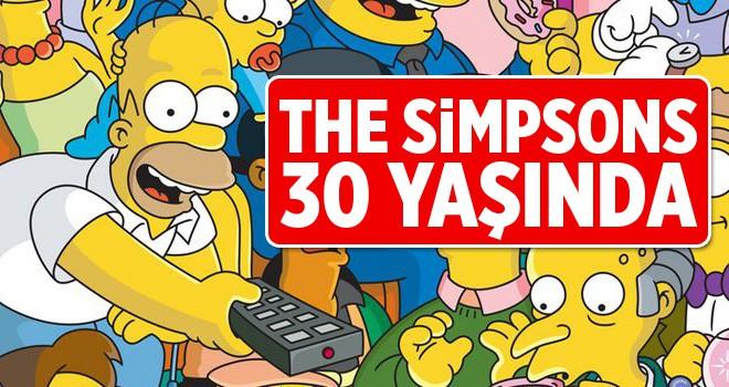 The Simpsons 30 yaşında!