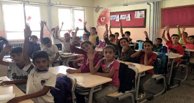 Kan davası bitti, 32 çocuk, 3 yıl sonra eğitime yeniden başladı
