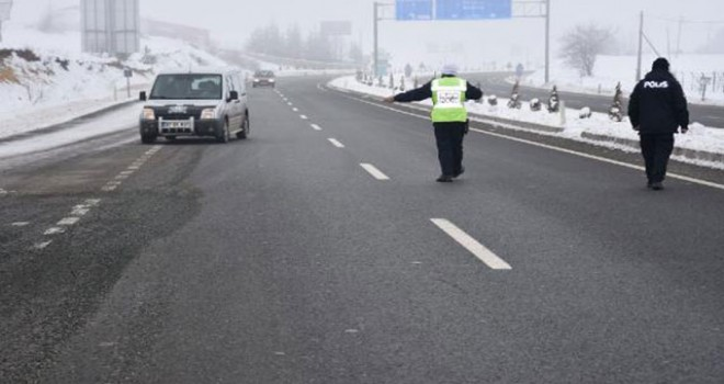 Ankara'da yılbaşı gecesi bazı yollar trafiğe kapalı
