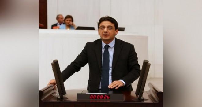 CHP'li Yunus Emre, tartışmalı Gezi iddianamesi Meclis gündemine taşıdı