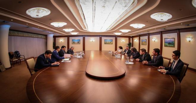 İTÜ ile Özbekistan arasında eğitim iş birliği