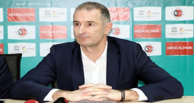 Gaziantep Basketbol - İstanbul Büyükşehir Belediyespor maçının ardından