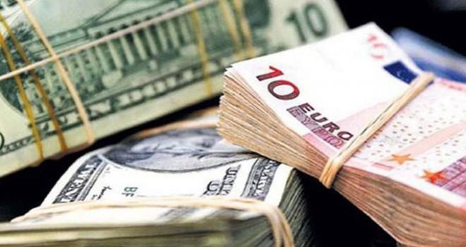 Dolar 5.21 euro 5.94 ve sterlin de 6.70 lirada
