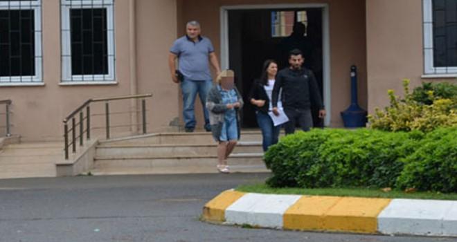 Sokakta 6 yaşındaki kızını darp eden anne için 1.5 yıl ceza istendi