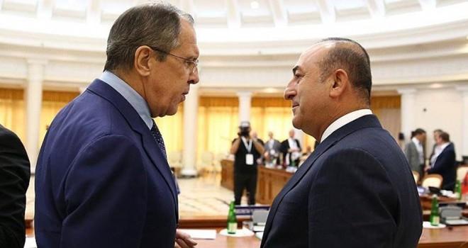 Üst düzey Rus ve Türk heyetlerinin Menbiç'i masaya yatıracağı toplantı Moskova'da başladı
