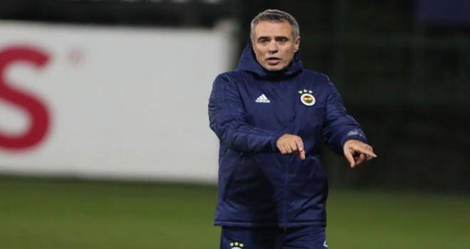 Fenerbahçe, Yanal ile çıkış arıyor