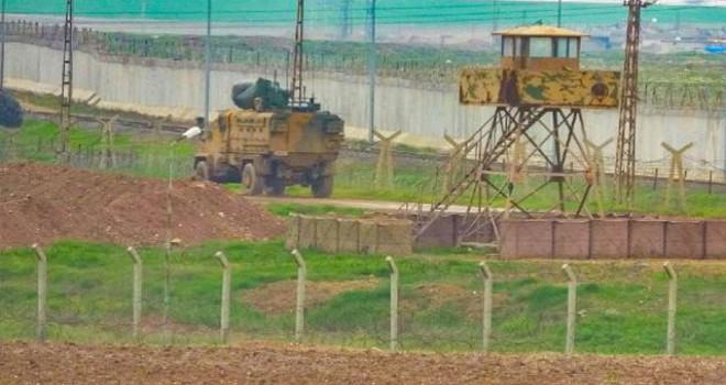 Ceylanpınar'da PKK/PYD'li  terörist yakalandı
