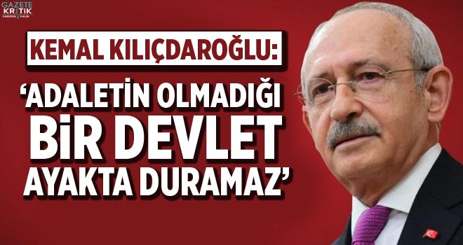 Kemal Kılıçdaroğlu İslam Eserleri Müzesi'nin açılışında konuştu