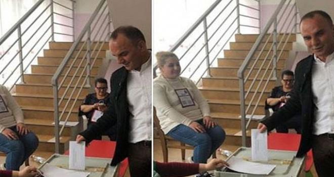 Gürcistan'a kaçan Galip Öztürk fotoğraf paylaştı