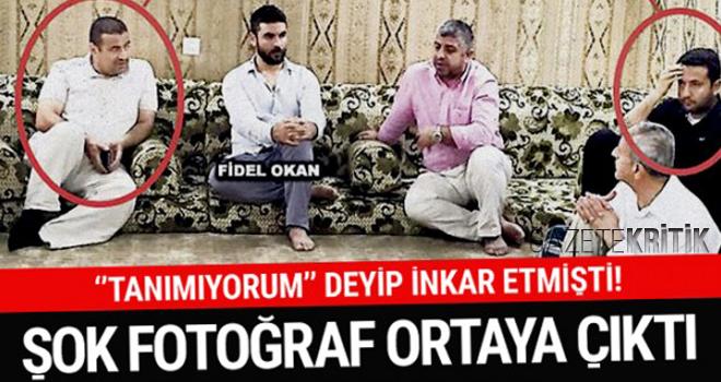 İnkar etmişti! FETÖ'cü imamlarla fotoğrafı ortaya çıktı