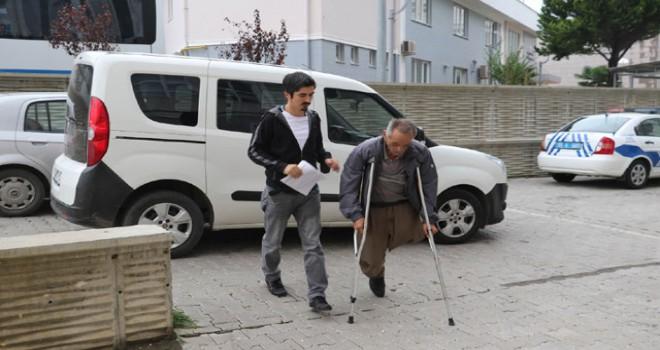 'Escobar amca' Ankara yolunda yakalandı