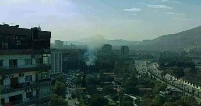 Şam'da Rusya Büyükelçiliği yakınlarında patlama
