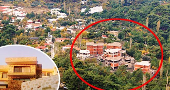 Kaş'ta imar barışı sonrası heyelan bölgesinde villa inşaatları arttı: İş makinelerini durduramıyoruz